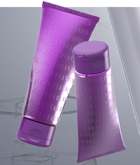 plastic tube solutions for hair care products