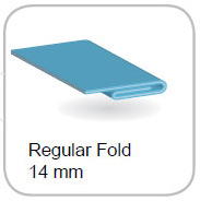 Regular Fold 14 mm