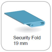 Security Fold 19 mm