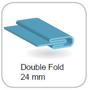 Double Fold 24 mm