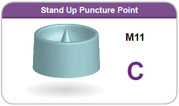 Stand Up Puncture Point C