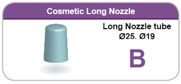 Cosmetic Long Nozzle B