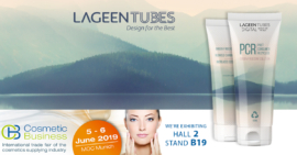 Come visit us at Cosmetic Business, Munich Stand B19 Hall 2