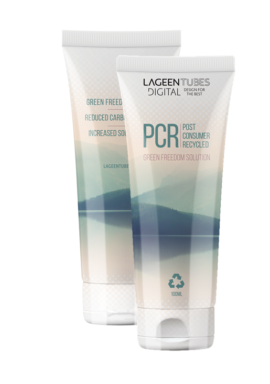 LAGEEN TUBES proudly offers Eco Friendly PCR TUBE Packaging